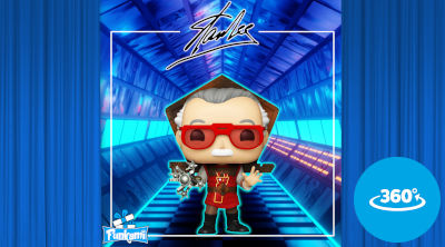 Figura Funko POP Stan Lee Ragnarok Outfit 655  | Funko Icons |  Video 360º