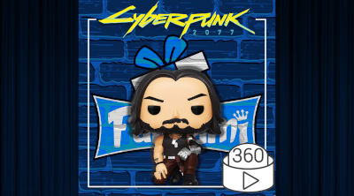 Figura Funko POP Johnny Silverhand 590 | Funko Cyberpunk 2077 | Video 360º