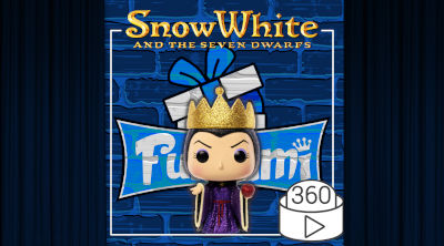 Figura Funko POP Reina Malvada Diamond Exclusivo 42 |  Funko Blancanieves | Video 360º